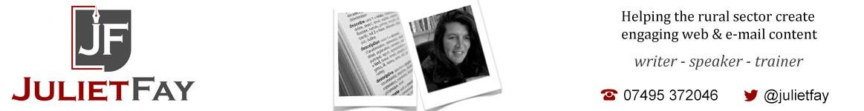 Juliet Fay Copy Writer